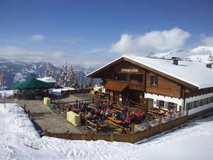 Wengeralm Winter