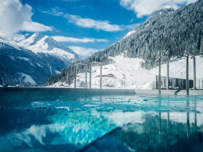 Felsentherme Winter