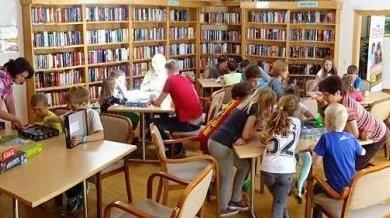 Bücherei Dorfgastein