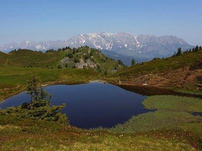 Paarseen - Bergsee