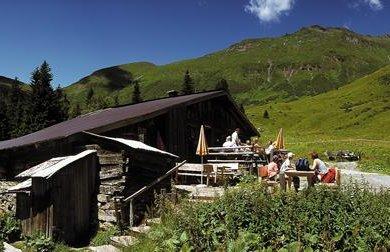 Thaler-Mahder Hütte