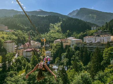 Flying Waters Bad Gastein
