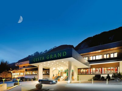 Hotel CESTA GRAND Bad Gastein
