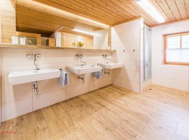 Gigerach Hütte Gastein Almliesl Bad