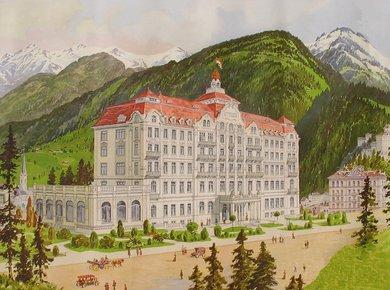 Hotel de l'Europe historisch