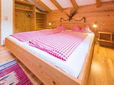 Hohensteinhütte Bad Hofgastein Almliesl  Schlafzim