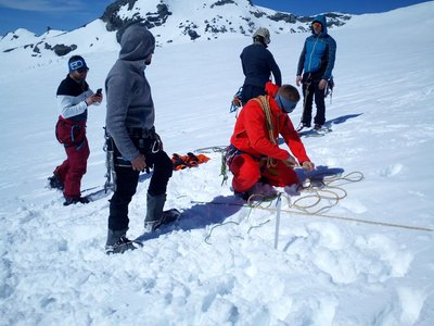 Alpine Guides Wintercamp (2)