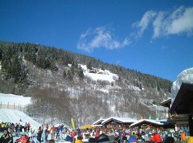 Kematenhütte Löprick Gastein Winter Talstation zur