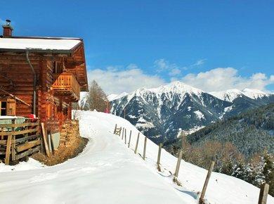 Kematenhütte Löprick Gastein Winter 6