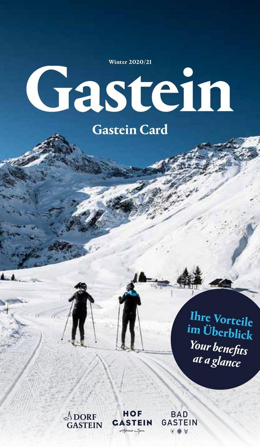 Gastein Card Winter