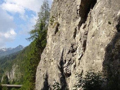 Klettern in Klammstein