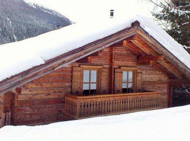 Kematenhütte Löprick Gastein Winter 5
