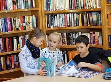 Bücherei Dorfgastein 2