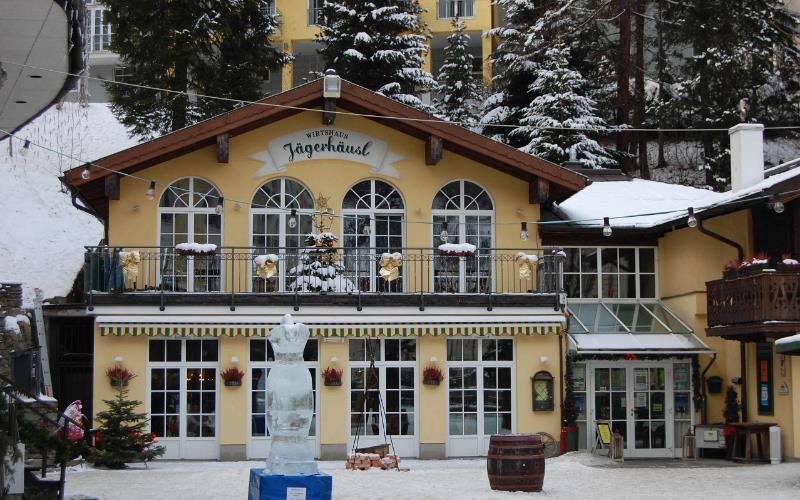 Urlaub in Bad Gastein, inmitten der Hohen Tauern im